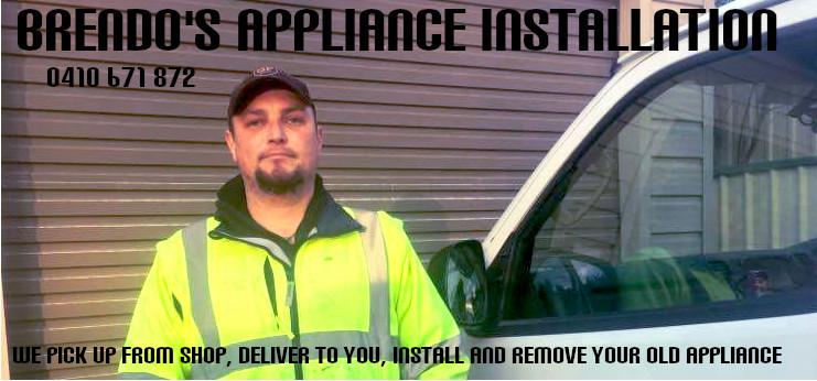 Bremdo's appliance installation