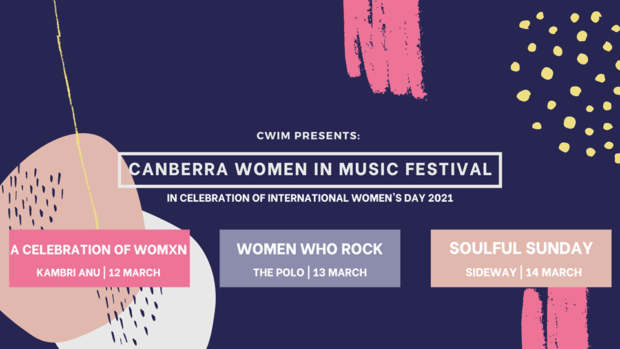 Canberra Women in Music