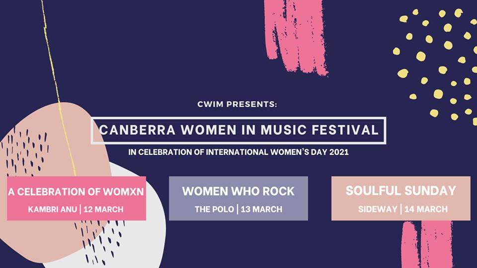 Canberra Women in Music